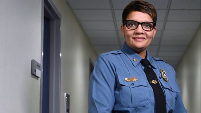 Howard County Police Chief Lisa Myers shares three things you didn't know about her.