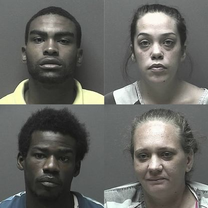 Harford residents urged to be wary following arrests of alleged theft gang members
