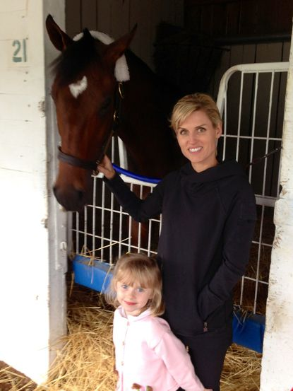 Departing's entry in Preakness leads to homecoming for Nicole Stall