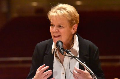 BSO conductor Marin Alsop said Tuesday that she is growing frustrated with the acclaimed orchestra's inability to promote its art to a broader audience, and hinted that her tenure may be nearing its end.