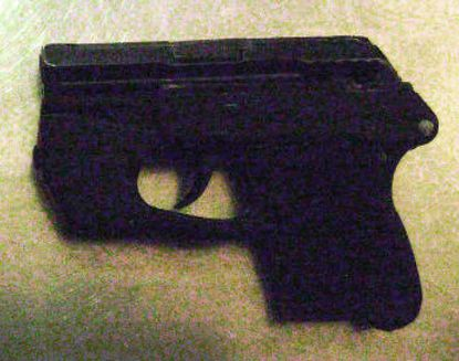TSA spots handgun in carry-on bag at BWI Airport