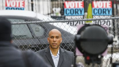Sen. Cory Booker (D-NJ) launched his 2020 presidential campaign Feb. 1 in Newark joining an already crowded field of hopefuls.