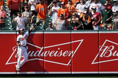 Orioles notebook: Henry Urrutia showing growth with glove