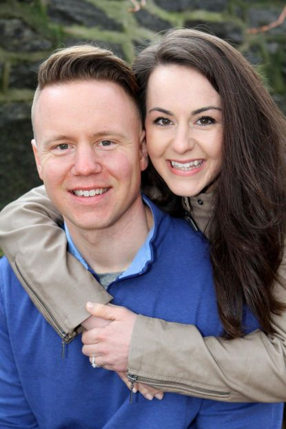 Angelissa Savino and Matthew Gauvin are engaged to be married - Original Credit: Courtesy Photo
