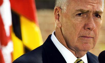 Object previewThe Baltimore County Council confirmed Terrence Sheridan as county police chief.