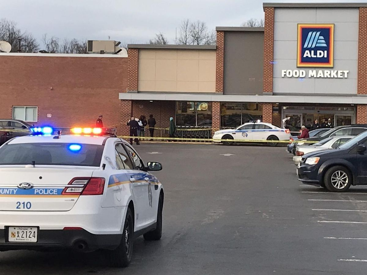 Man shot by Baltimore County police in Randallstown grocery