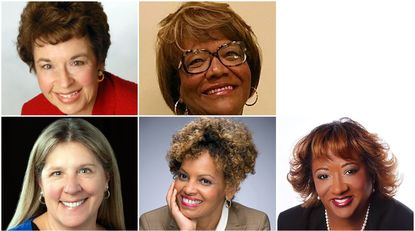 This year, Barbara Allen, Evelyn Darden, Lori Fuchs, State Del. Terri Hill and Tracey Williams will join the list of 110 women who have been inducted into the Howard County Women's Hall of Fame.