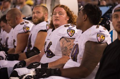 Ravens center/guard Ryan Jensen was diagnosed with sleep apnea in 2014 and he says the treatment has helped his career and maybe even saved his life.