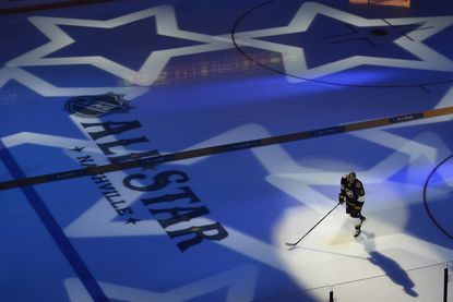 Nashville scores a hit as NHL All-Star host