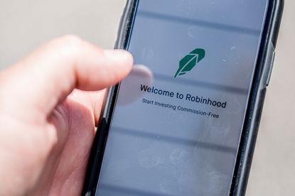 Robinhood investment app