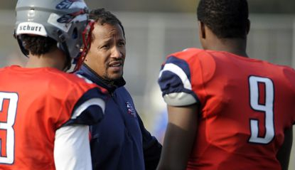 All-Metro Football Coach of the Year: Anthony Burgos, Franklin