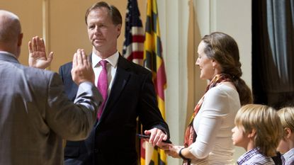 Anne Arundel County Executive Pittman seeks campaign finance law barring donations during development process