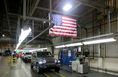 Trump's car import move is getting panned