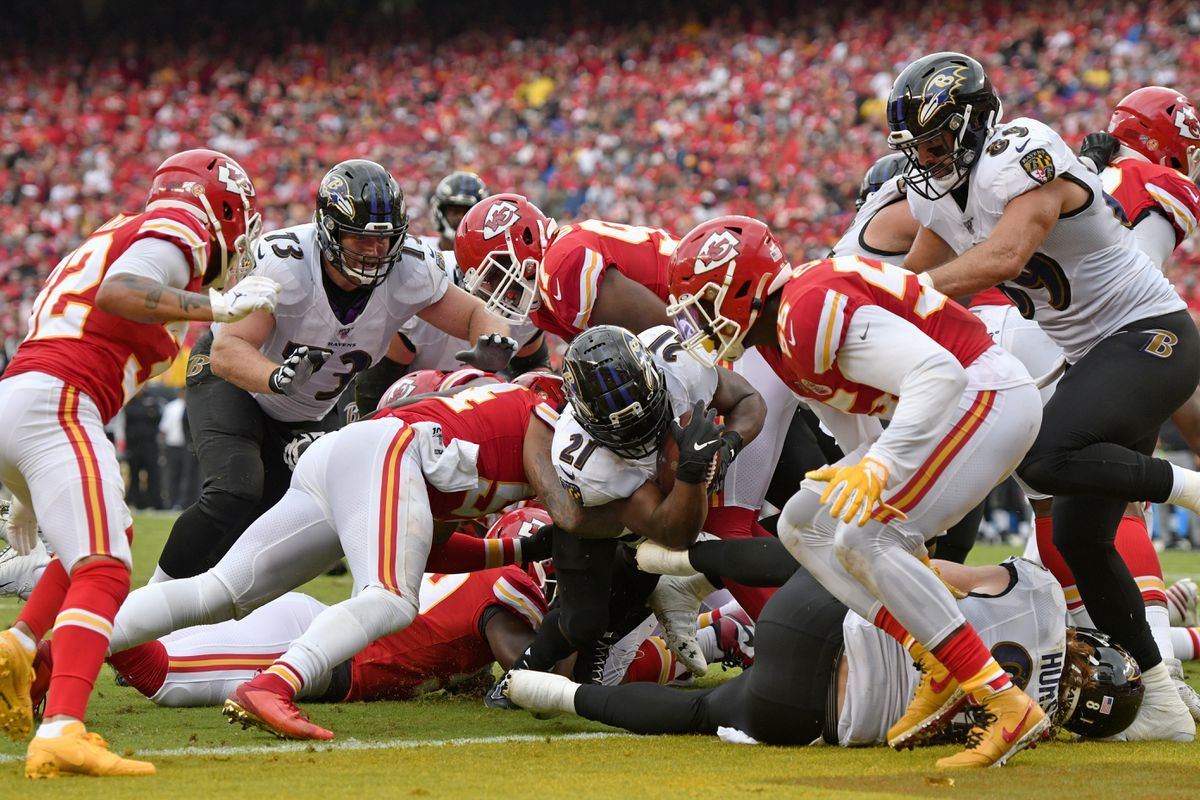 How To Watch Ravens Vs Chiefs Week 3 Game Time Tv Odds And What To Read Baltimore Sun