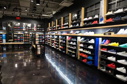 A Footaction store has opened in Mondawmin Mall.