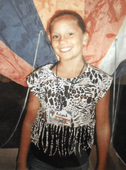 Ten-year-old Aaliyah Boyer died from injuries suffered New Years eve.